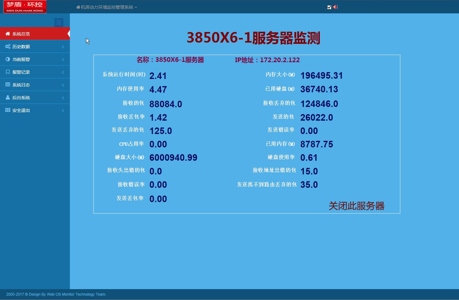 raybet雷竞技官网3850服务器监控.jpg